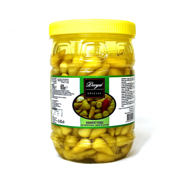 Derya Pickled hot Peppers mini 1500g