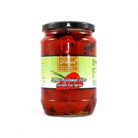 Derya Roasted mild red Peppers 720cc